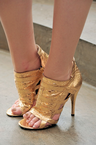 Maria Grachvogel at London Spring 2010 (Details)