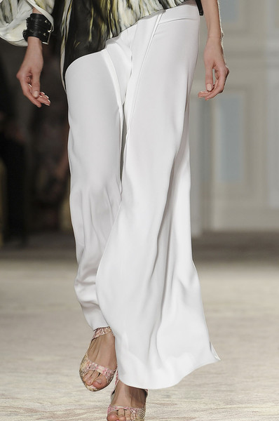 Maria Grachvogel at London Spring 2012 (Details)