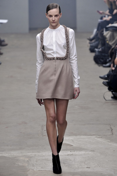 Marios Schwab at London Fall 2010