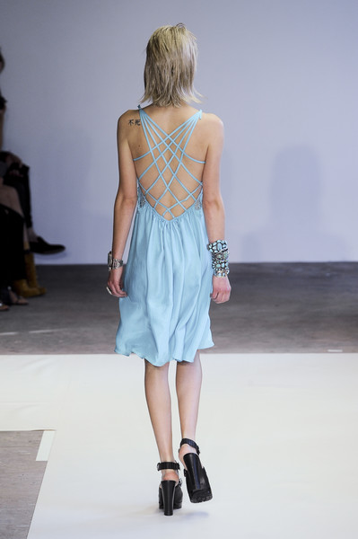 Marios Schwab at London Spring 2011