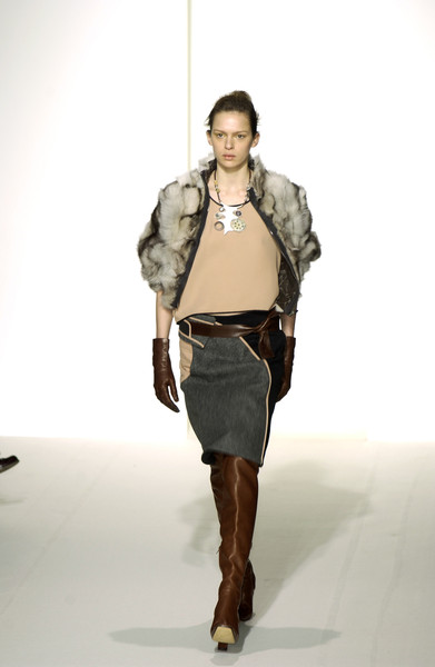 Marni at Milan Fall 2003