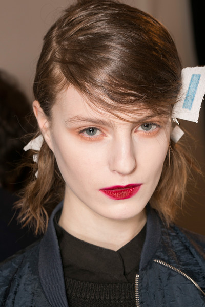 Marni Fall 2013 - Backstage