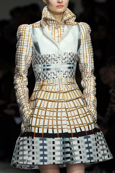 Mary Katrantzou Fall 2012 - Details