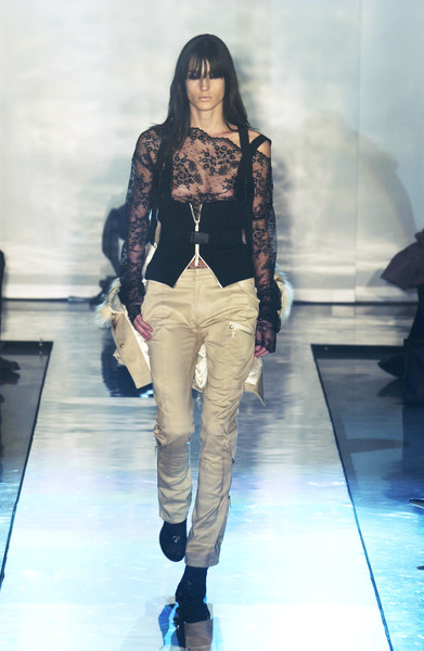 Massimo Rebecchi at Milan Fall 2003
