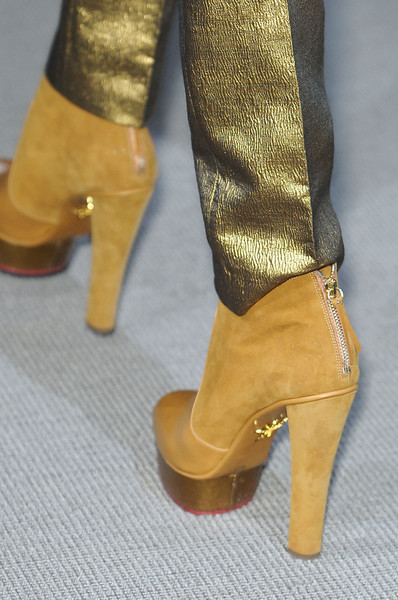 Matthew Williamson Fall 2012 - Details