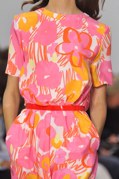 Matthew Williamson at London Spring 2014 (Details)