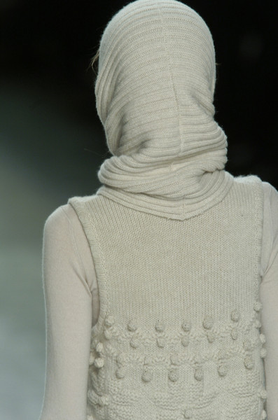 MaxMara at Milan Fall 2005 (Details)
