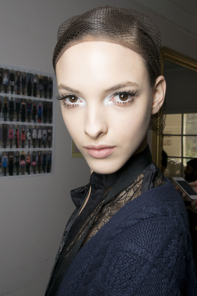Maxime Simoens Fall 2013 - Backstage