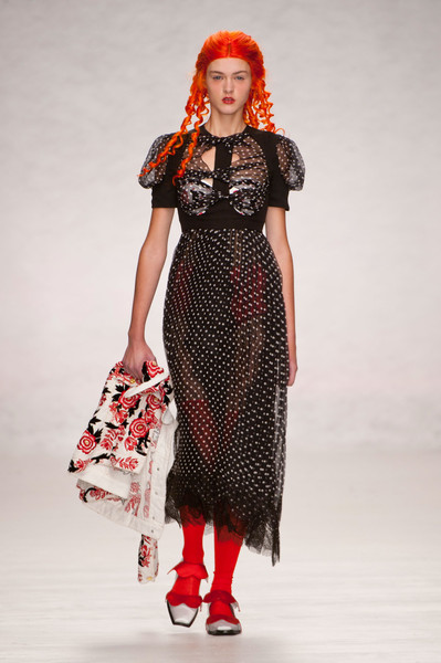 Meadham Kirchhoff Spring 2014 photo 8