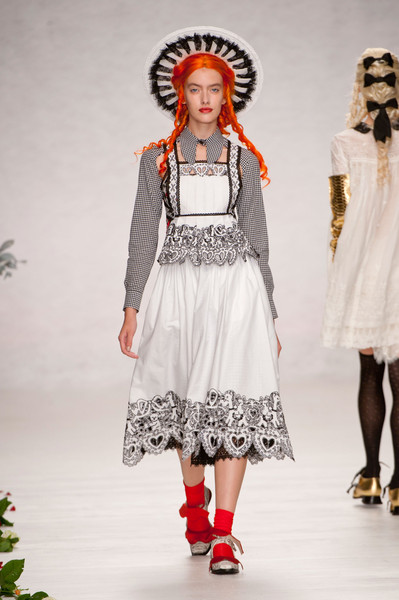 Meadham Kirchhoff Spring 2014 photo 9