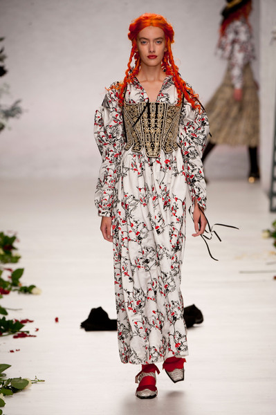 Meadham Kirchhoff Spring 2014 photo 3