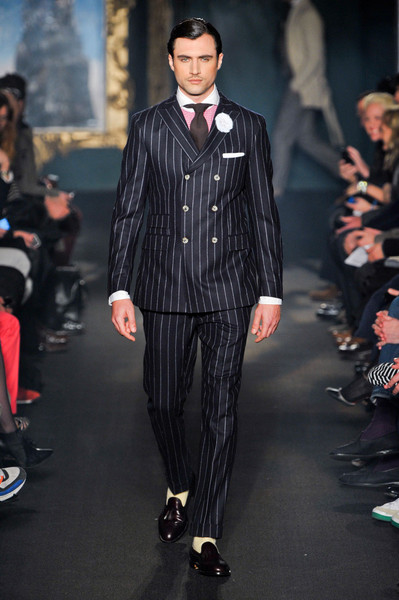 Michael Bastian Mens Fall 2012