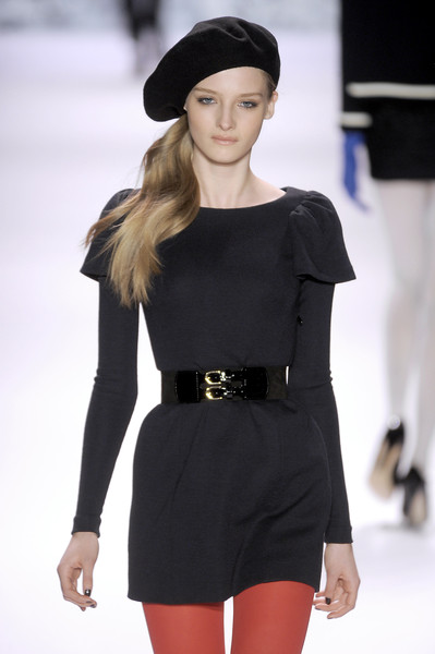Milly at New York Fall 2010