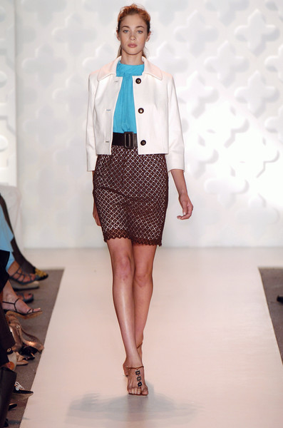 Milly at New York Spring 2006