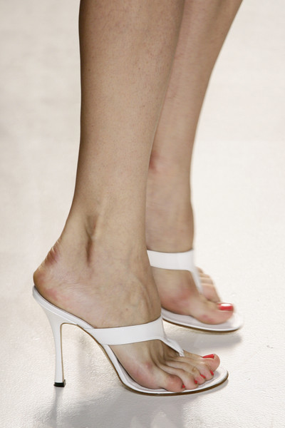 Milly at New York Spring 2008 (Details)