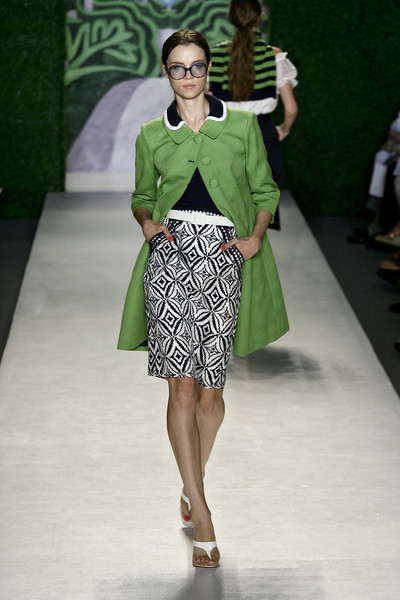 Milly at New York Spring 2008