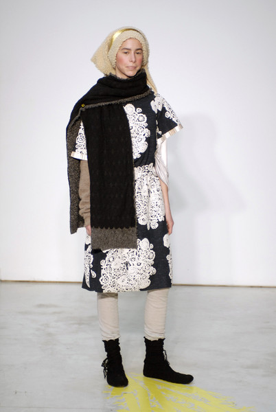 Mina Perhonen Fall 2007