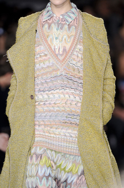 Missoni at Milan Fall 2011 (Details)