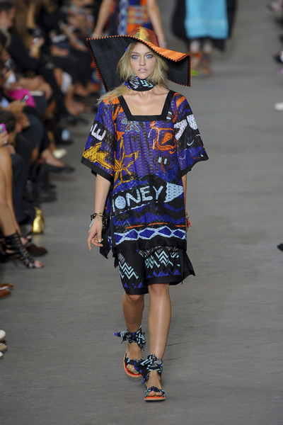 Missoni at Milan Spring 2011
