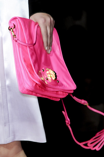 Miu Miu at Paris Spring 2011 (Details)