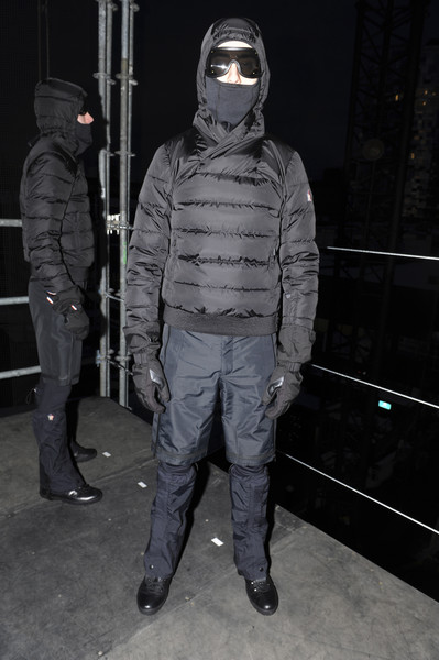 Moncler Grenoble at New York Fall 2010