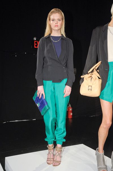 Monika Chiang at New York Spring 2013