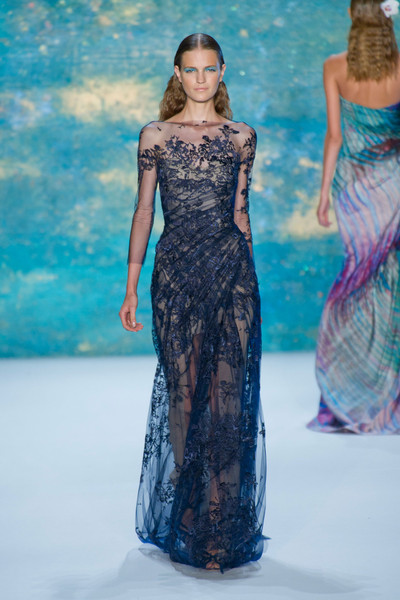Monique Lhuillier at New York Spring 2013