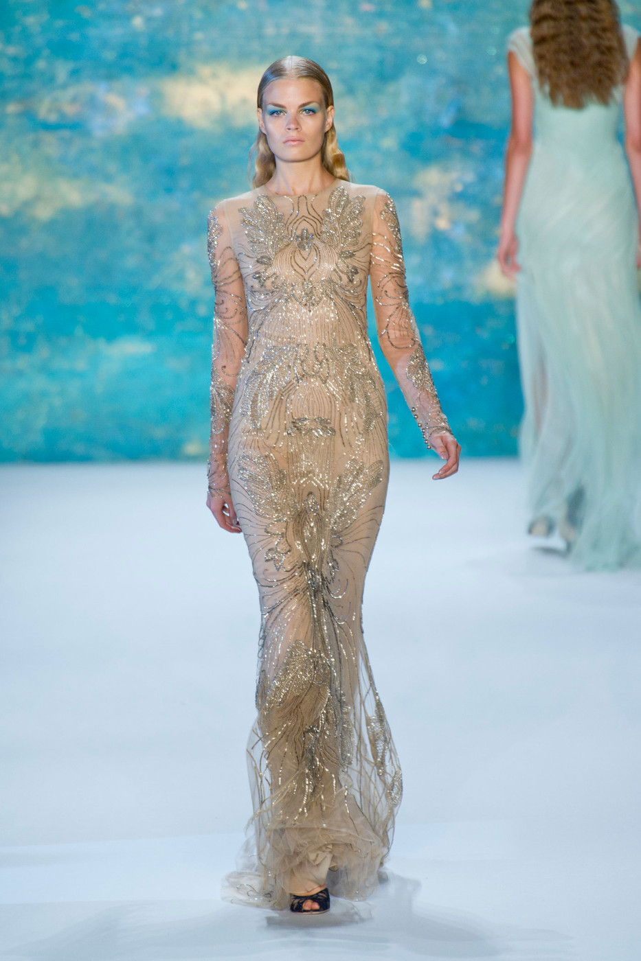 Best Spring 2013 Runway Gowns - Monique Lhuillier - The Most ...