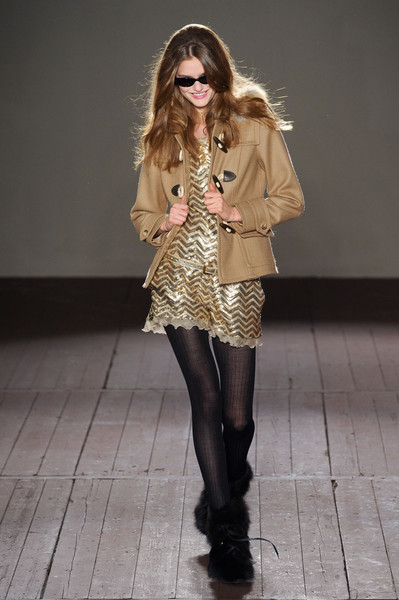 Moschino Cheap & Chic Fall 2011