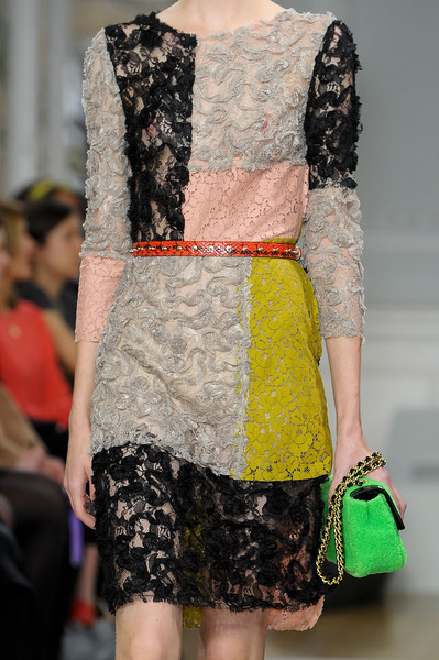 Moschino Cheap & Chic Fall 2012 - Details