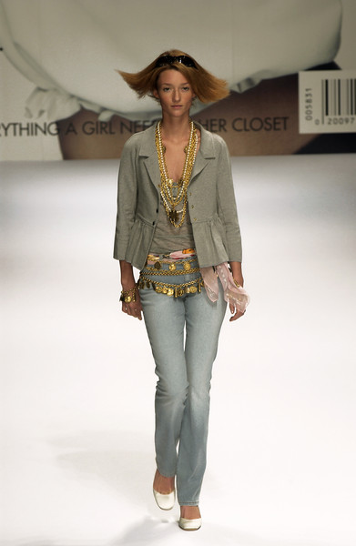 Moschino Cheap & Chic Spring 2002