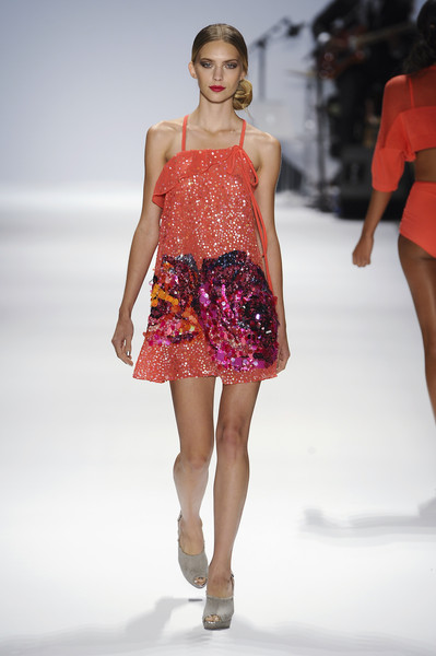 Nanette Lepore at New York Spring 2011