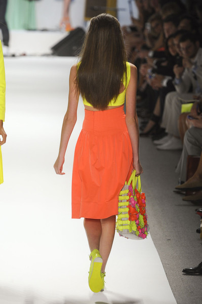 Nanette Lepore at New York Spring 2012