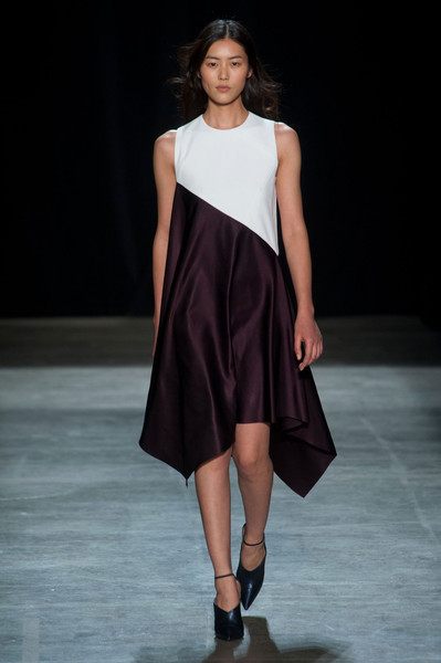 Narciso Rodriguez at New York Fall 2013
