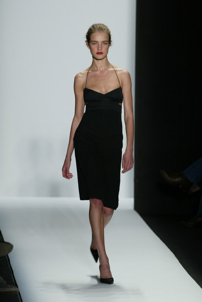 Narciso Rodriguez at New York Spring 2003