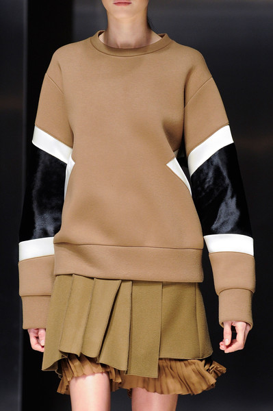 Neil Barrett Fall 2013 - Details