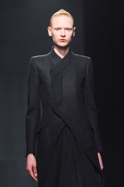 Nicolas Andreas Taralis at Paris Fall 2012