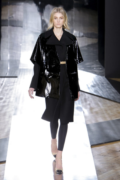 Nicole Farhi at London Fall 2010