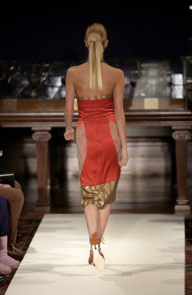 Nicole Miller at New York Fall 2005