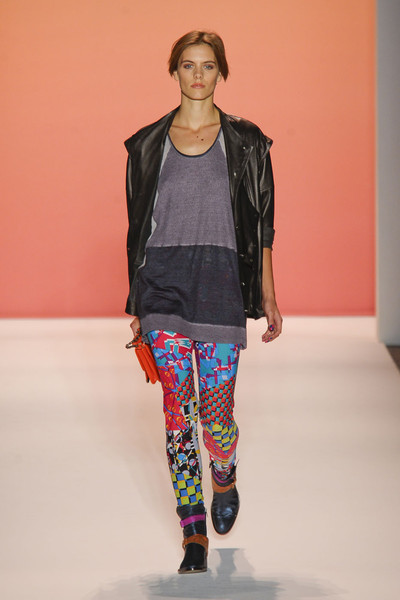 Nicole Miller at New York Spring 2012