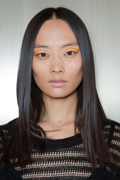 Ohne Titel at New York Spring 2013 (Backstage)