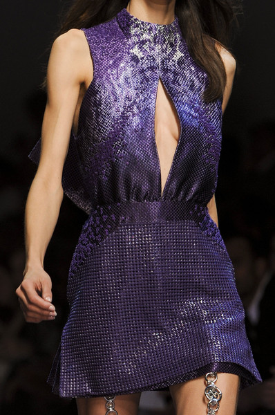 Paco Rabanne at Paris Spring 2013 (Details)