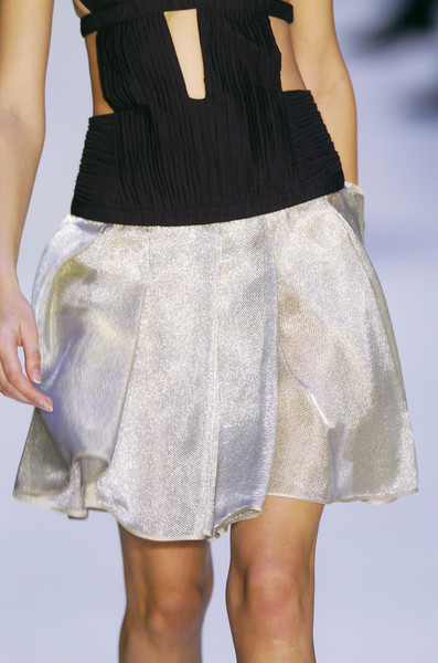 Paco Rubanne Spring 2006 - Details