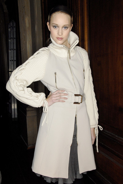 Paola Frani Fall 2007 - Backstage