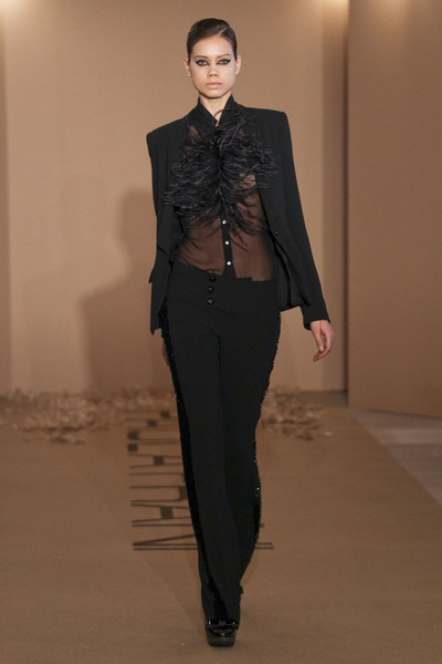 Paola Frani at Milan Fall 2011