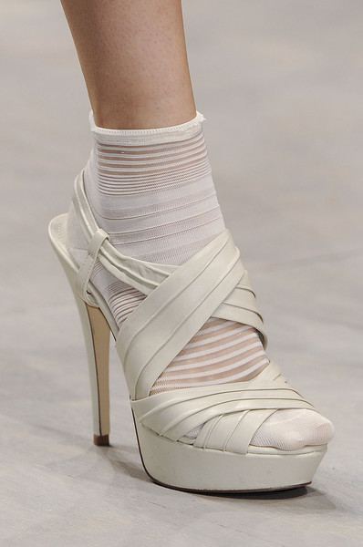 Paul Costelloe at London Spring 2012 (Details)