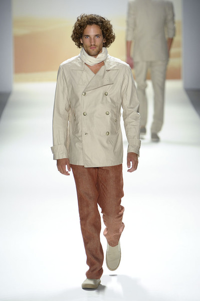 Perry Ellis at New York Spring 2012