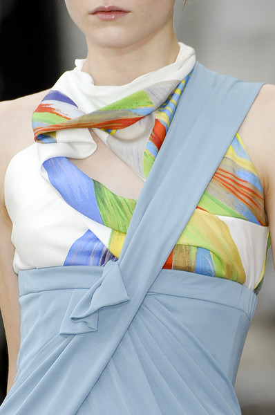 Peter Pilotto Spring 2011 - Details
