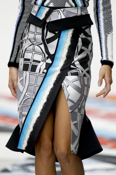 Peter Pilotto at London Spring 2013 (Details)