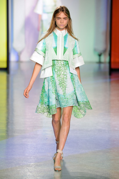 Peter Pilotto at London Spring 2014